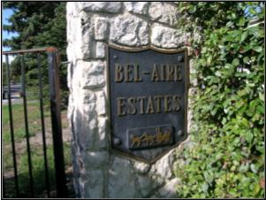 Bel Aire Entrance