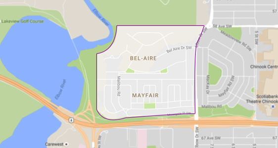 Mayfair Bel-Aire